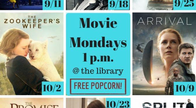 Movie Mondays