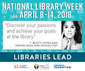 National Library Week Survey & Activities