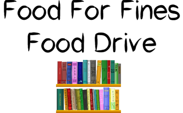 Food for Fines: April 9-14