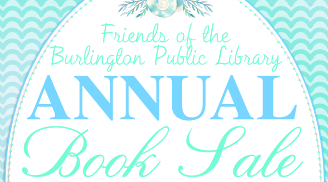 Annual Book Sale: July 19-21