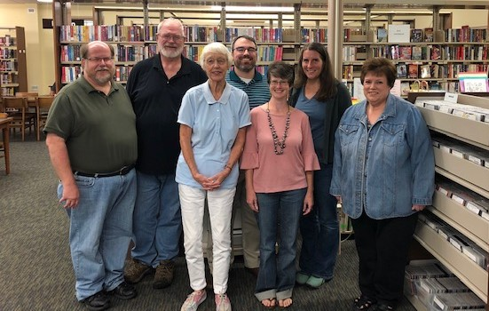 Friends of the Library Board Members