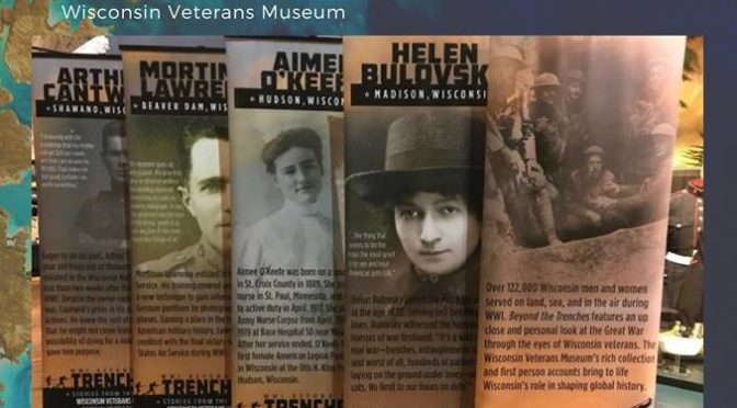 World War I Traveling Exhibit