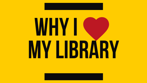 Why I Love Burlington Public Library