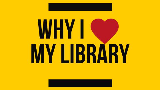 Why I Love Burlington Public Library