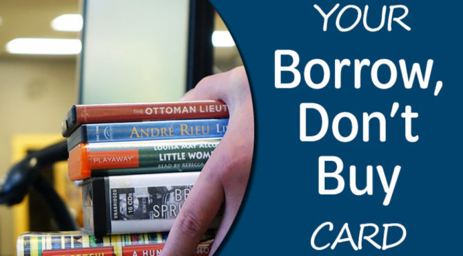September is Library Card Sign-up Month
